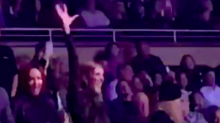 No One Had More Fun Than Celine Dion at Lady Gaga's Las Vegas Concert