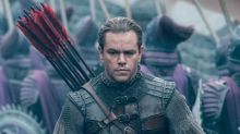 Matt Damon's The Great Wall Sparks Whitewashing Row