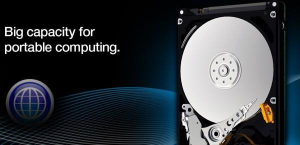 Western Digital ships 7mm HDD for Ultrabooks, losing down pavement cracks