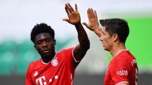 Bayern wonderkid Davies on struggling to adapt to 'intimidating' Bundesliga