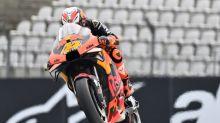 KTM's Espargaro tops opening practice in Austria