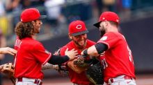 Max Schrock Goes 5 For 5 With Homer, Reds Beat Mets 7-1