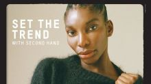 Michaela Coel Is The New Face Of Oxfam's #SecondHandSeptember