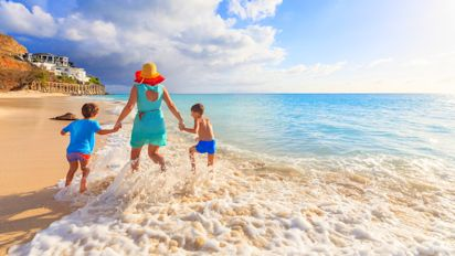 From teenies to teens: nine of the best cruise activities for kids