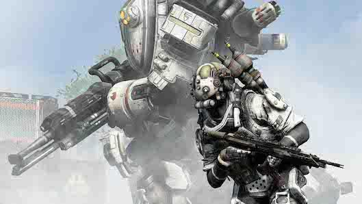 Titanfall patch helps players escape, crushes bugs under robot boots