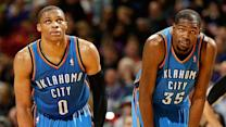 Kevin Durant on Russell Westbrook's recovery