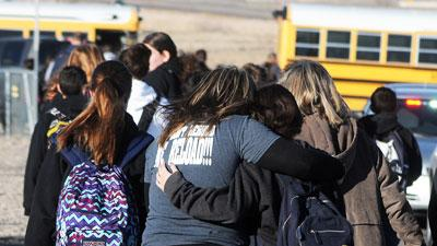 Student Opens Fire at NM School; 2 Wounded