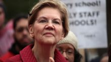 """2020 Daily Trail Markers: Warren says Facebook has """"too much political power"""""""