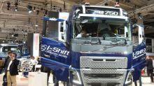 Booming demand lifts AB Volvo profit, straining supply chain