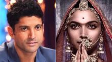 Farhan Akhtar on Padmavati row: It is up to the I&B ministry and the government to protect the films and filmmakers
