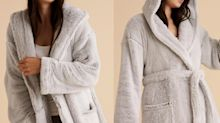 'A hug in a dressing gown': This cosy £28 M&S robe is worth every penny