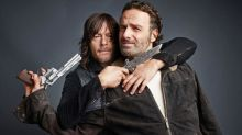 Is The Walking Dead's Andrew Lincoln losing his cool?
