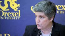 Homeland Security Secretary Napolitano resigning
