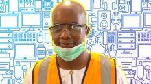Nigeria's e-waste entrepreneur