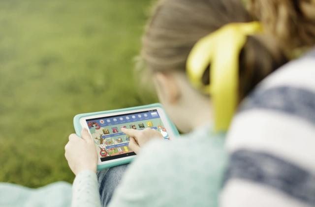 EE's £130 Robin tablet is aimed squarely at kids