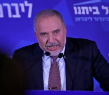 Israel's Lieberman: from nightclub bouncer to potential kingmaker