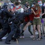 Black Lives Matter protesters facing life imprisonment for smashing windows in Utah demonstration