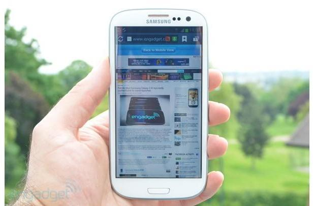 Samsung rolling out Exynos security patch to UK Galaxy S III owners