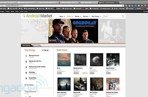 Hands-on with Google Music MP3 store for web and the new Music app