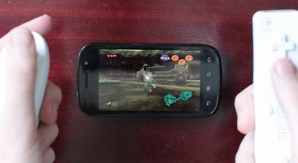 N64oid brings Nintendo 64 emulation to Android devices