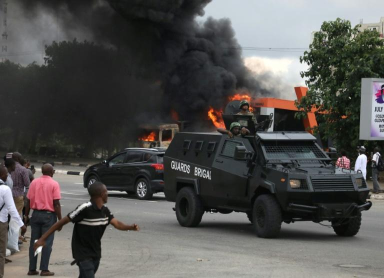 Six Shiite protesters dead in clashes with Nigerian police
