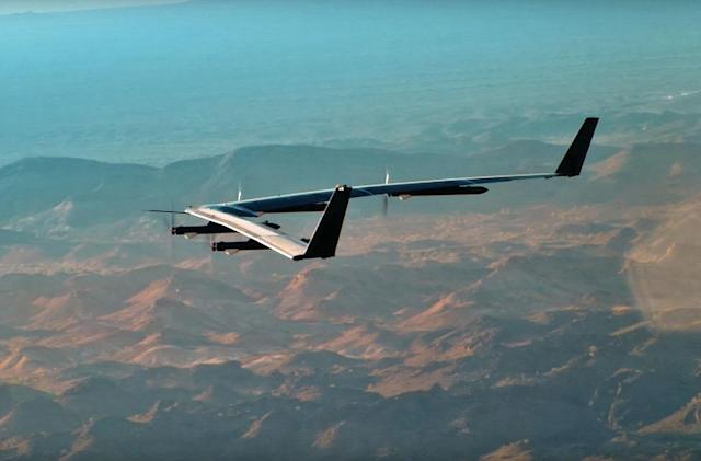 Facebook pulls the plug on its Aquila internet drone