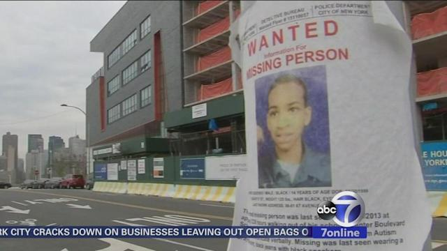 New York City Council to take up Avonte's Law