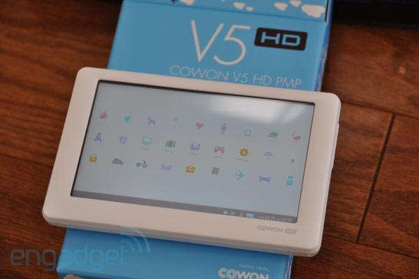 Cowon V5 review