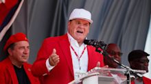 Support for Pete Rose has fallen despite sports betting legalization