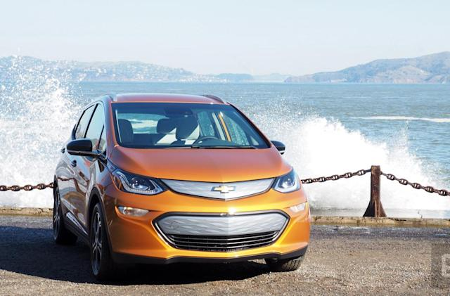 Some early Chevy Bolts suffer from battery issues