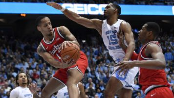 Ohio State trounces No. 7 UNC in eye-opening win