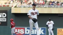 Twins overtake Angels 5-4 with rally in 8th inning