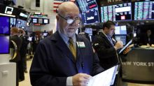 US stocks fall as new virus cases spike outside of China