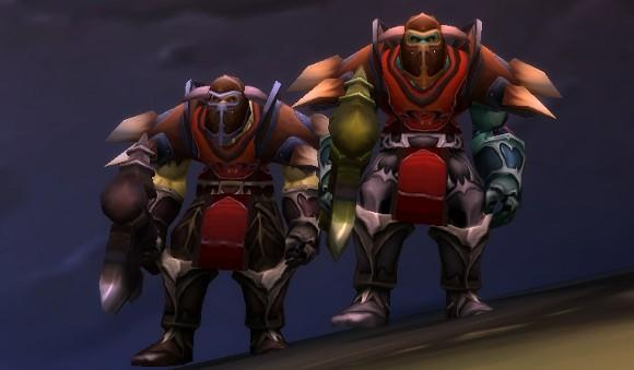 Know Your Lore: A Precarious Position Part 1 - Horde