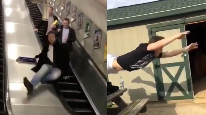 Cuenta de Instagram recopila videos de borrachos en momentos ¡muy embarazosos!
