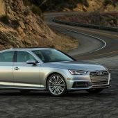 Audi Brings Back the Manual A4 and Ferrari Builds a V-8 GTC4 Lusso: The Evening Rush