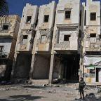 Turkish Troop Losses Mount in Battle for Syria's Last Rebel Stronghold