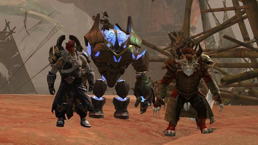 What you need to know about Guild Wars 2's second season living story
