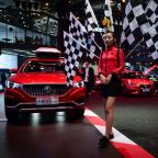 Beijing autoshow postponed due to coronavirus