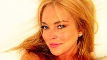 ¡Lindsay Lohan pierde la mitad de un dedo!