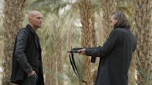 Luke Goss on working with Hollywood star Val Kilmer in action film Paydirt