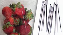 Woolworths withdraws sewing needles from shelves amid fruit tampering crisis