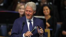 Bill Clinton remembers 'my friend' Aretha Franklin