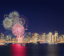 In CA: You weren't imagining it: There really WERE more fireworks this year