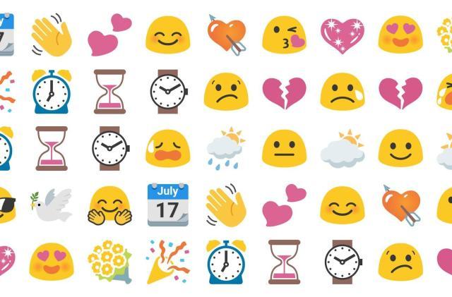 Google is resurrecting blob emoji again