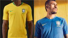 Les 32 maillots domicile et extérieur de la Coupe du monde