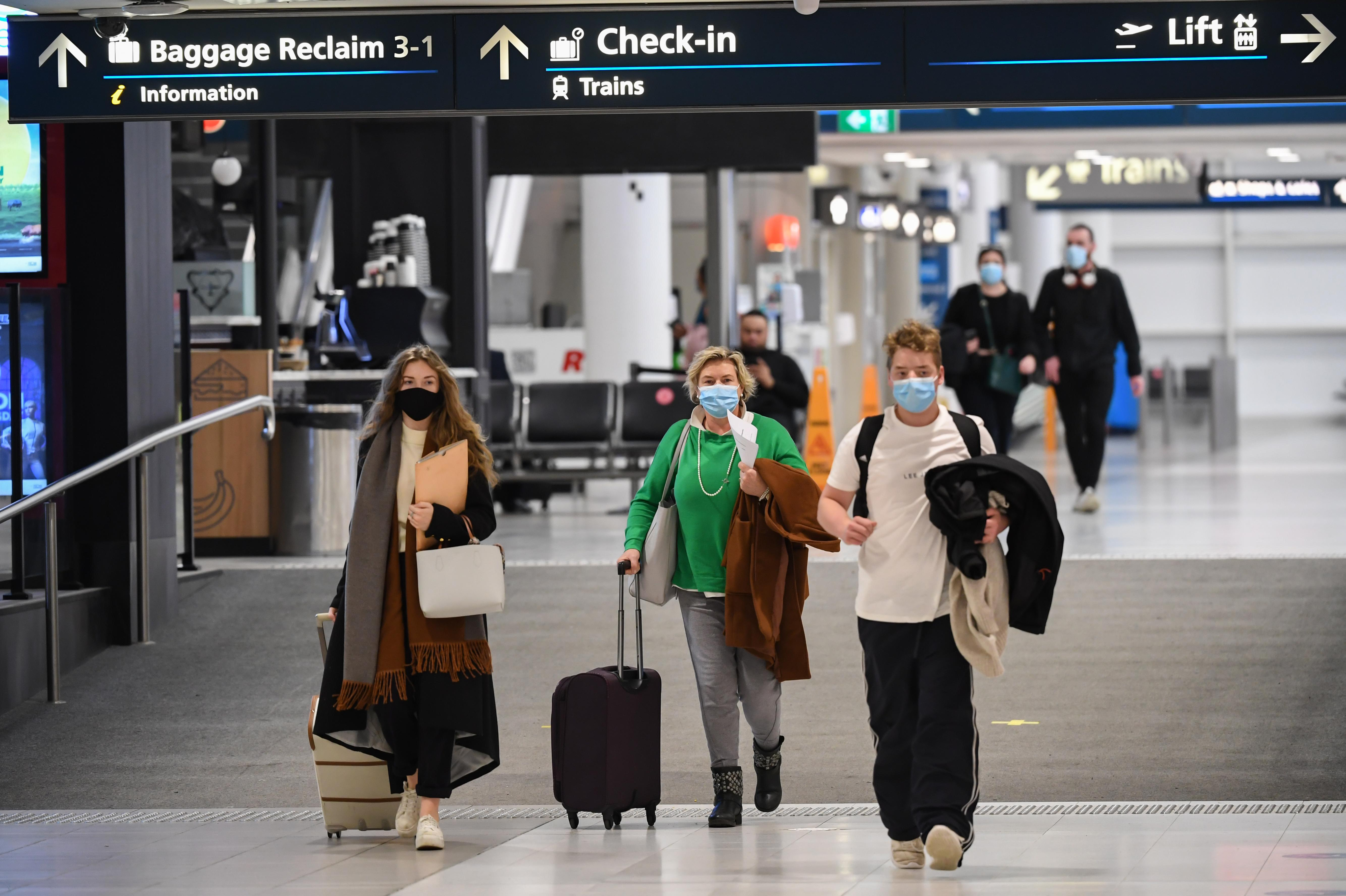 Returning Aussies should pay for hotel quarantine: Finance Minister