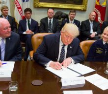 It looks like Trump's draft executive order targeting Facebook and Twitter got leaked online