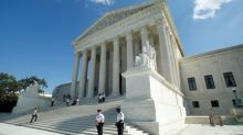 Liberal U.S. justices hit debt collector's business practices