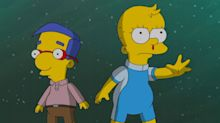 'Stranger Things' gets a hilarious new take in 'Simpsons' Treehouse of Horror